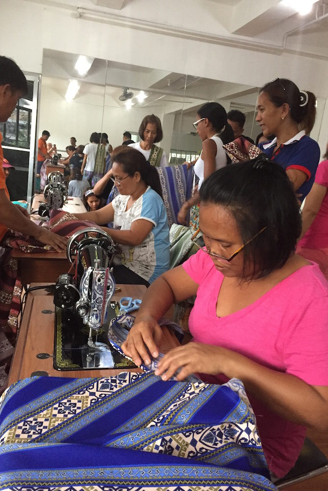 DiDomenico Design Sewing the World Philippines authentic clothing