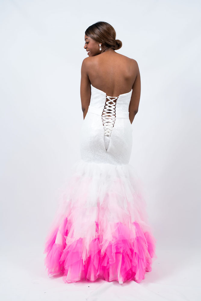 Only Ombre Dress - DiDomenico Design